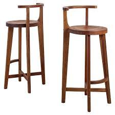 Bar Stool With Back Glamorous Bar Stools Small Wood Stool Swivel With Backs Amusing