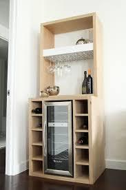 Diy Built In Cabinets by Top 25 Best Built In Wine Rack Ideas On Pinterest Kitchen Wine