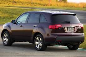 Acura Mcx Used 2007 Acura Mdx For Sale Pricing Features Edmunds