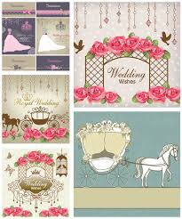 wedding backdrop design vector wedding invitation set vector vector graphics
