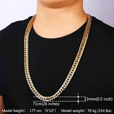 curb chain necklace mens images 24 best jewelry images chain necklaces 18k gold jpg