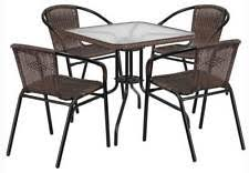 Patio Table And Chair Sets Patio Table And Chairs Ebay