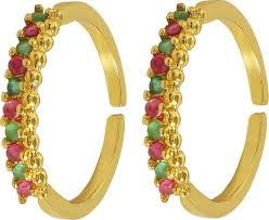 about toe rings images Toe rings buy toe rings online at best prices in india jpeg