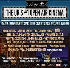 Botanic Gardens Open Air Cinema The 2017 Season Of S Open Air Cinema Starts 21 June