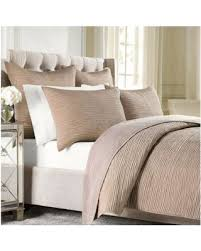 Coverlets On Sale Fall Sale Wamsutta Serenity Quilted Coverlet In Copper Coverlets