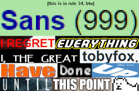 Rule 34 Memes - 999 images of sans in rule 34 undertale know your meme