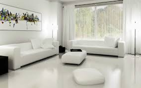 Ideal Home Interiors Wow All White Living Room For Home Interior Design Ideas With All
