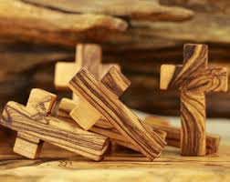 wood cross etsy