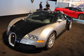 bugatti veyron at new york auto show business insider