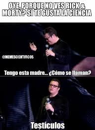 Jesus Alejandro Memes - memes científicos home facebook