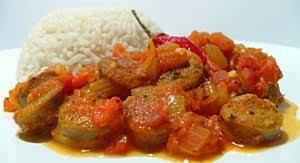 cuisine r騏nionnaise recette cuisine r騏nionnaise rougail saucisse 28 images recette