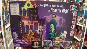 Monster High Doll House Furniture Monster High Doll House Where Your Monster High Dolls Can Haunt