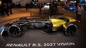 renault race cars renault r s 2027 vision review top speed