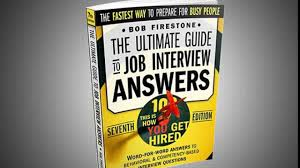 the ultimate guide to job interview answers 7th edition 2015 free