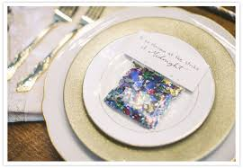 Dinner Ideas For New Years Eve Party 5 Place Setting Ideas For Your New Year U0027s Eve Dinner Party