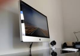 bureau pour imac 27 pas de kit de montage vesa apple pour les imac 2012 macgeneration