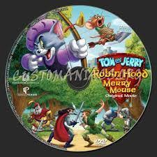 watch tom jerry robin hood merry mouse 2012
