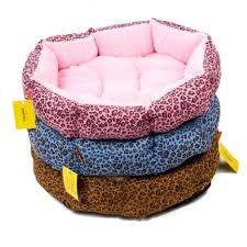 aliexpress com buy leopard print pets sofa bed soft cotton pet
