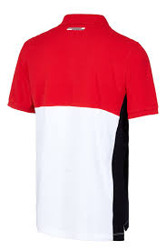 ferrari clothing scuderia ferrari men u0027s cut and sew polo shirt polos clothing