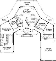 One Story Cottage Plans Modern 1 Story House Plans