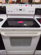 Clean Electric Cooktop Electric Range Glass Top Ebay