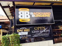 review backyard burgers