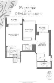 One Bloor Floor Plans by The Penrose 750 Bay Street Toronto Idealtoronto Condos