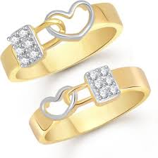 couples rings gold images Love couple rings buy love couple rings online at best prices in jpeg