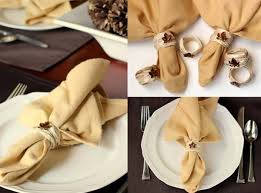 20 beautiful diy napkin rings for your cozy thanksgiving