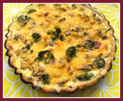 thanksgiving leftover recipes quiche by foodpassion