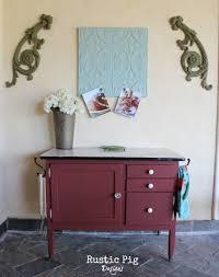 hoosier cabinet turned outdoor kitchen island hometalk