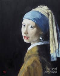 painting the girl with the pearl earring girl with pearl earring paintings page 2 of 3 america