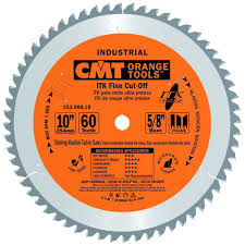 Circular Saw Blade For Laminate Flooring Cmt 253 060 08 Itk Industrial Finish Sliding Compound Miter Saw