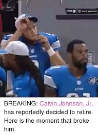 Calvin Johnson Meme - before unions came along every day was bring your child to work day