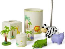 kids bathroom accessories sets animal theme home interior u0026 exterior