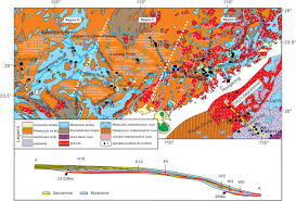 South China Sea Map Depositional Characteristics Of The Northern South China Sea In