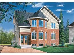 multi family house plans triplex mulhall multi family triplex plan 032d 0379 house plans and more