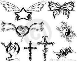 cross butterfly designs tattooshunt com