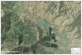 Map Of Ogden Utah by Flood Maps