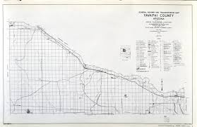 County Map Of Arizona by 1937 Arizona State Highway Maps For 66