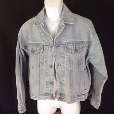 Light Jean Jacket Stone Wash Jean Jacket Ebay