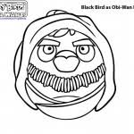 angry birds starwars coloring pages coloring pages for free 2015