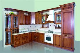 china american style kitchen furniture solid wood maple kitchen
