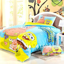 Spongebob Bedding Sets Spongebob Bedroom Set Bedroom Set Decorations Comforter Set