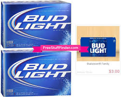 18 pack of bud light price at walmart 4 99 reg 13 budlight 18 pack beer at walgreens