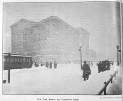 Worst Blizzard In History by Now That U0027s Cold The 7 Worst Winters In American History