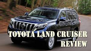toyota land cruiser review 2017 youtube