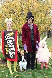 Infant Dog Halloween Costume Family Costume Pregnant Willy Wonka Oompa Loompa Halloween