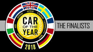 european car logos 2018 european car of the year finalists announced youtube