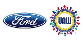 ford logo uaw ford feeding the hungry ford authority